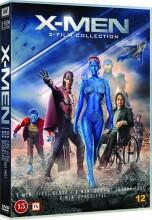 x-men prequel trilogy - DVD