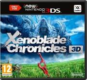 xenoblade chronicles - nintendo 3ds