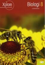 xplore biologi 8 lærerhåndbog - bog