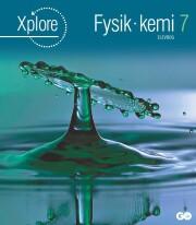 xplore fysik/kemi 7 elevbog - bog