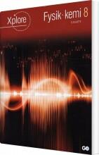 xplore fysik/kemi 8 elevhæfte - bog