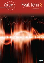 xplore fysik/kemi 8 lærerhåndbog - bog