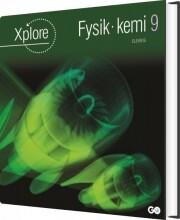 xplore fysik/kemi 9 elevbog - bog