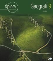 xplore geografi 9 elevhæfte - bog