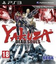 yakuza: dead souls - PS3