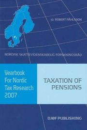 yearbook for nordic tax research 2007 - bog