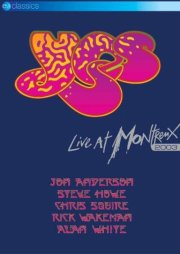 yes - live at montreux 2003 - DVD