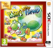 yoshi's new island (select) - nintendo 3ds