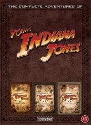 young indiana jones - den komplette samling - DVD