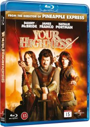 your highness - Blu-Ray