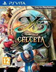 ys: memories of celceta - ps vita