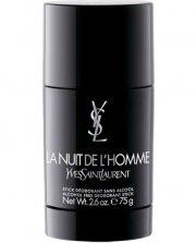 yves saint laurent - la nuit de l'homme deodorant stick 75 ml. - Parfume