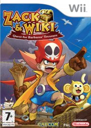 zack & wiki: quest for barbaros - wii
