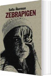 zebrapigen - bog