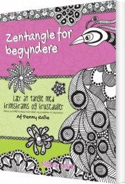 zentangle for begyndere - bog