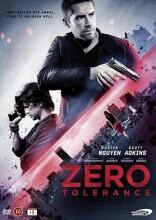 zero tolerance - 2015 scott adkins - DVD