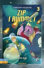 zip i rummet #3: rum-ræs - bog