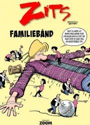 zits: familiebånd - bog