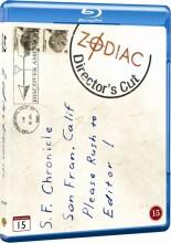 zodiac - directors cut - Blu-Ray