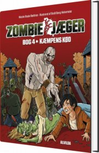 zombie-jæger 4: kæmpens kød - bog