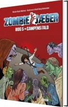zombie-jæger 5: campens fald - bog