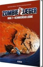 zombie-jæger 7: kemikerens løgne - bog