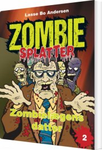 zombielægens datter - bog