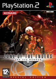 zone of the enders 2nd runner - PS2