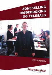 zoneselling, mødebooking og telesalg - bog