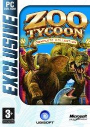 zoo tycoon - den komplette samling - PC