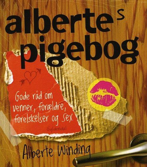 Alberte Winding - Albertes Pigebog - Bog