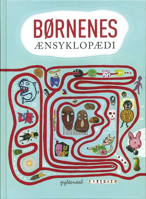 Tea Bendix - Børnenes ænsyklopædi - Bog