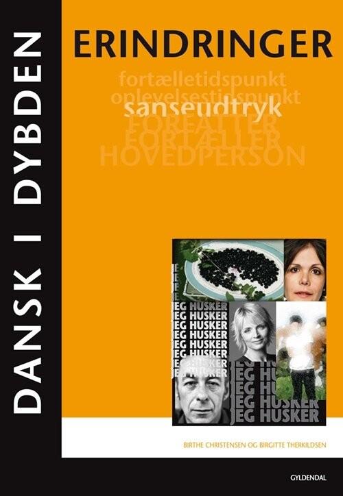 Birgitte Therkildsen - Dansk I Dybden - Erindringer - Bog