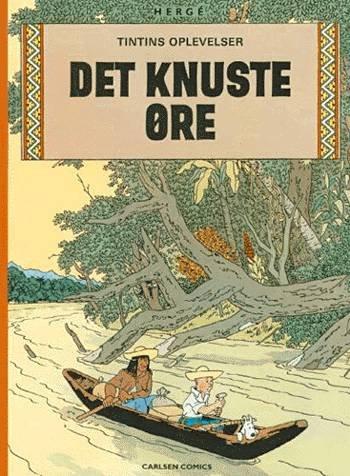 Hergé - TinTin Koks I Lasten