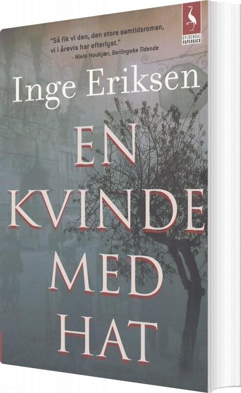 Inge Eriksen - En Kvinde Med Hat - Bog