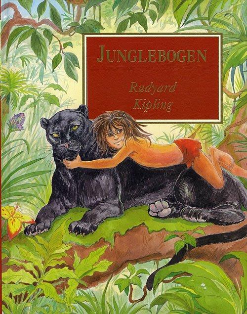 Junglebogen Af Rudy Kipling → Køb bogen billigt på Gucca.dk