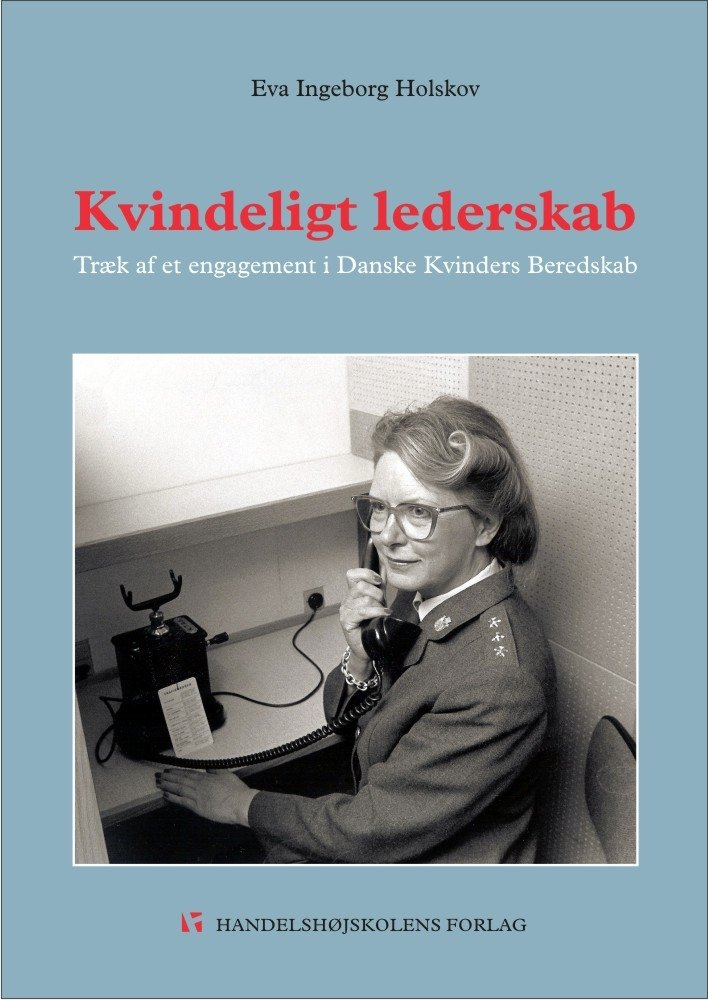 Holskov E - Kvindeligt Lederskab - Bog