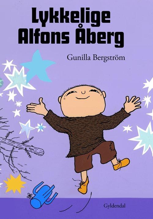 Gunilla Bergström - Lykkelige Alfons åberg - Bog
