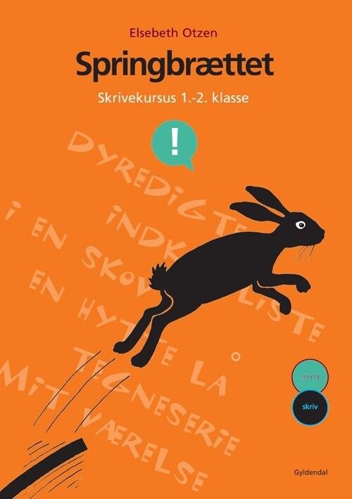 Elsebeth Otzen - Springbrættet - Skrivekursus 1.-2.klasse - Bog