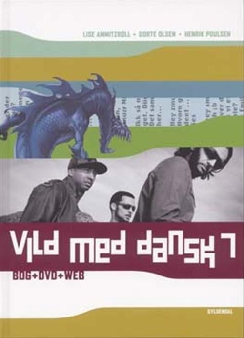 Henrik Poulsen - Vild Med Dansk 7 - Bog