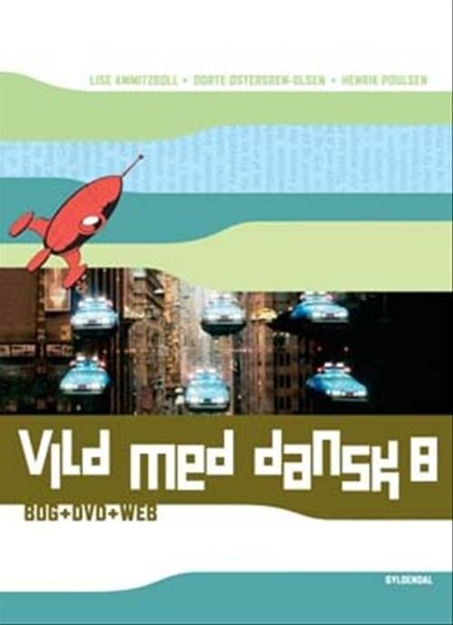 Henrik Poulsen - Vild Med Dansk 8 - Bog