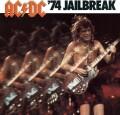ac/dc - 74 jailbreak - cd