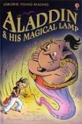 aladdin og den magiske lampe - bog