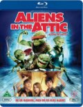 aliens in the attic / aliens på loftet - Blu-Ray