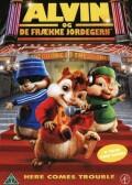 alvin og de frække jordegern / alvin and the chipmunks - DVD
