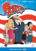 american dad - sæson 1 - DVD