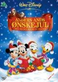 anders and - ønskejul med mickey & venner - disney - DVD