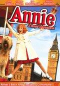Billede af Annie 2 - Et Kongelig Eventyr / Annie - A Royal Adventure - DVD - Film