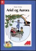 ariel og aurora, oplæsningsbog og 10 pi-bøger - bog