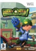 army men: soldiers of misfortune - wii